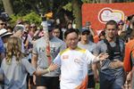 Withrow Park welcomes Toronto 2015 Pan Am Games Torch Relay-image1